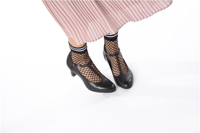 Zapatos de tacón Tamaris Aredhel Negro vista de abajo