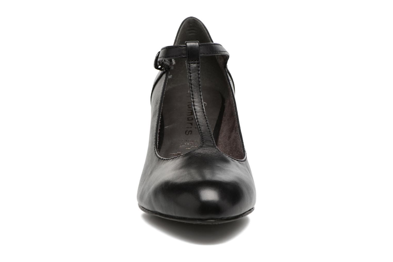 Escarpins Tamaris Aredhel Noir vue portées chaussures