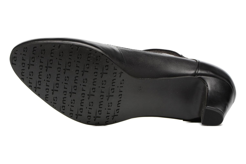 Zapatos de tacón Tamaris Aredhel Negro vista de arriba