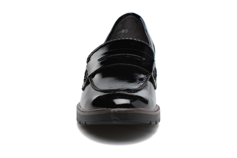 Mocassins Tamaris Artaher Noir vue portées chaussures