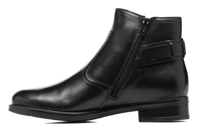 Bottines et boots Tamaris Artanis Noir vue face