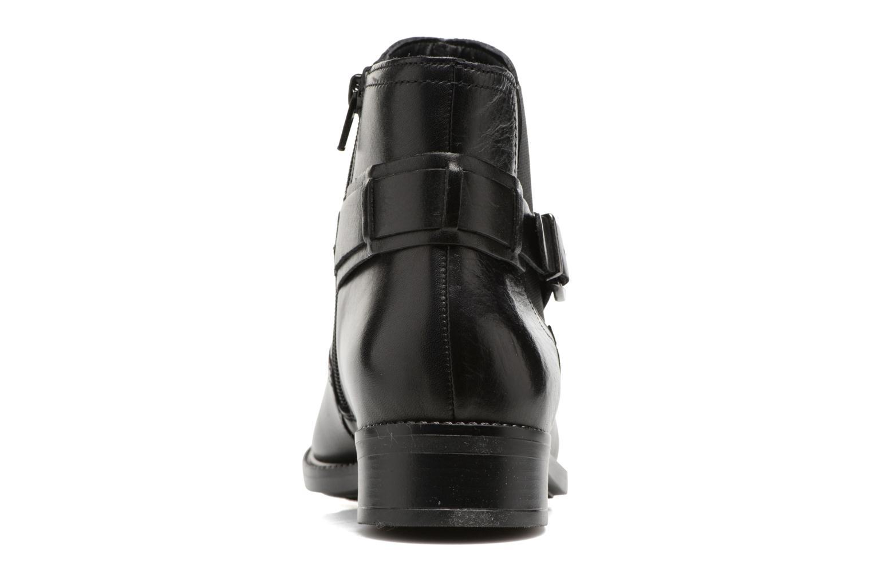 Bottines et boots Tamaris Artanis Noir vue droite
