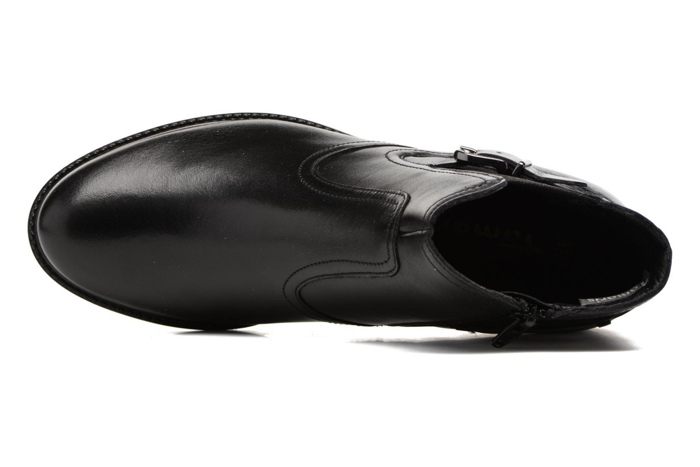 Bottines et boots Tamaris Artanis Noir vue gauche