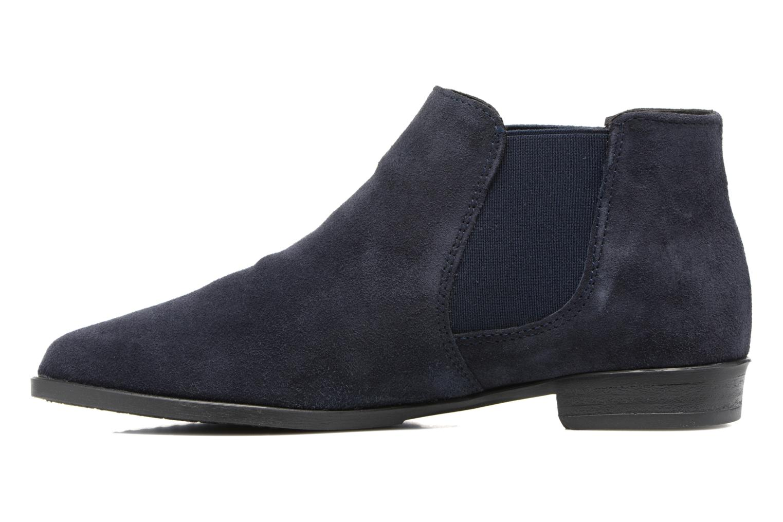 Boots en enkellaarsjes Tamaris Celeanar Blauw voorkant