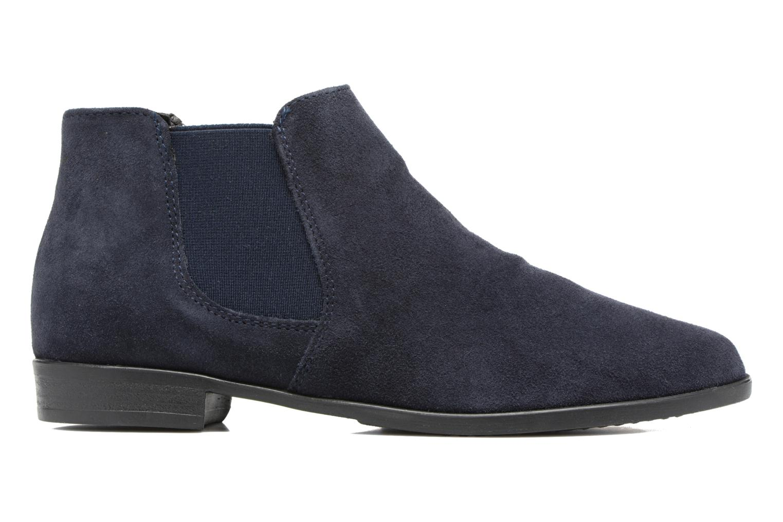 Boots en enkellaarsjes Tamaris Celeanar Blauw achterkant