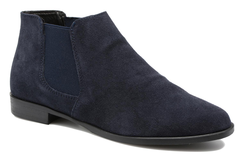 Bottines et boots Tamaris Celeanar Bleu vue détail/paire