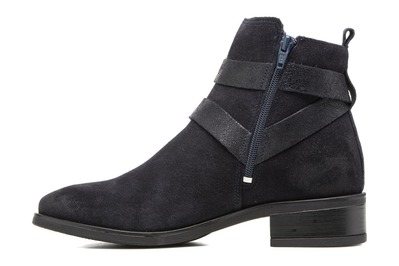 Boots en enkellaarsjes Tamaris Daenara Blauw voorkant