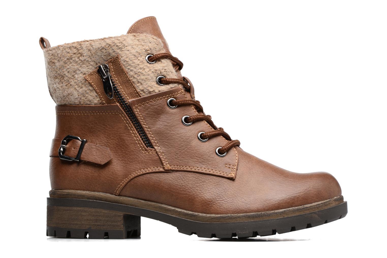 Bottines et boots Tamaris Elessar Marron vue derrière