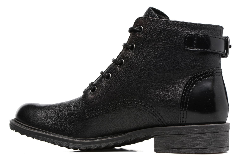 Bottines et boots Tamaris Endaria Noir vue face