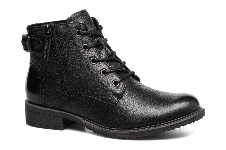 Bottines et boots Tamaris Endaria Noir vue détail/paire