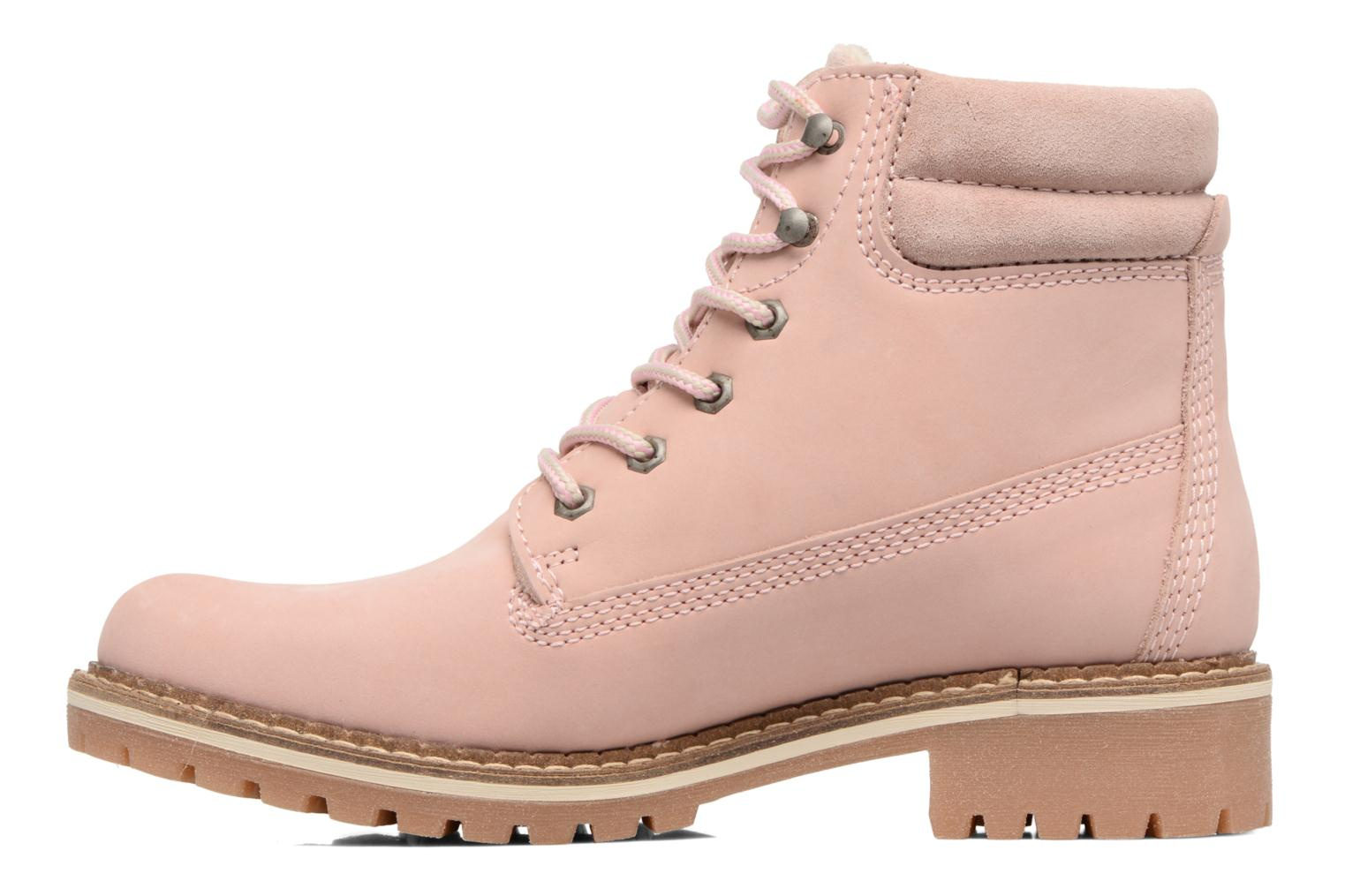 Bottines et boots Tamaris Estë Rose vue face