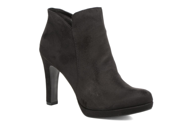Grandes descuentos últimos zapatos Tamaris Galata (Negro) - Botines  Descuento