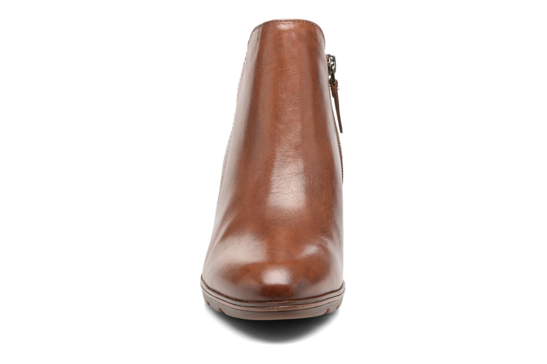 Bottines et boots Tamaris Imarune Marron vue portées chaussures