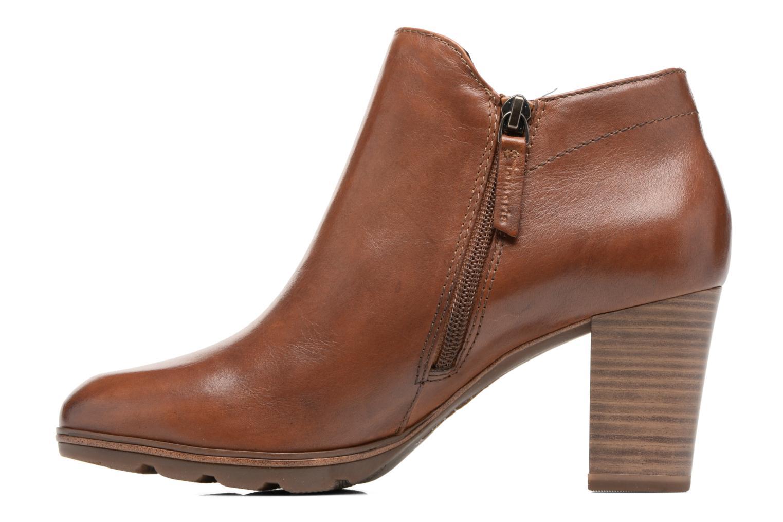 Bottines et boots Tamaris Imarune Marron vue face