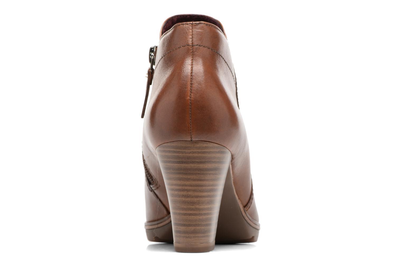 Bottines et boots Tamaris Imarune Marron vue droite