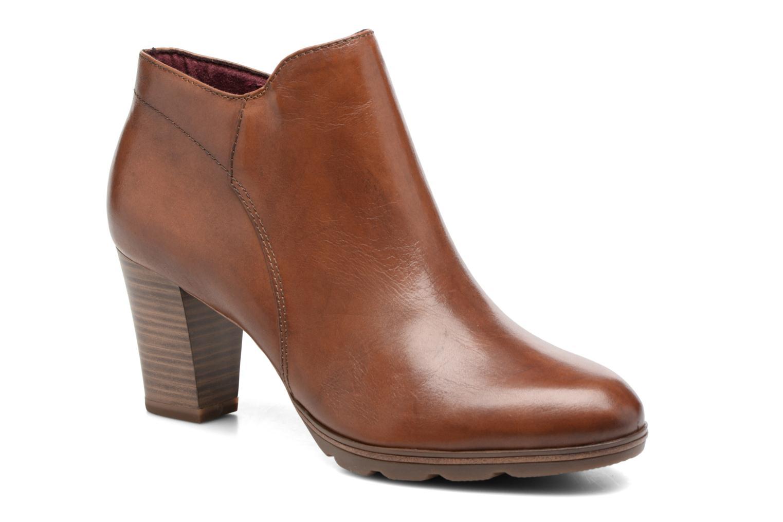 Bottines et boots Tamaris Imarune Marron vue détail/paire