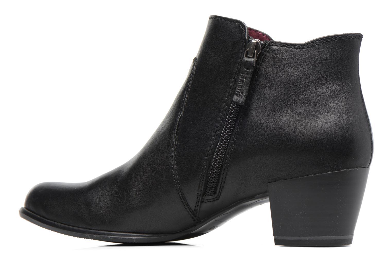 Bottines et boots Tamaris Agnas Noir vue face