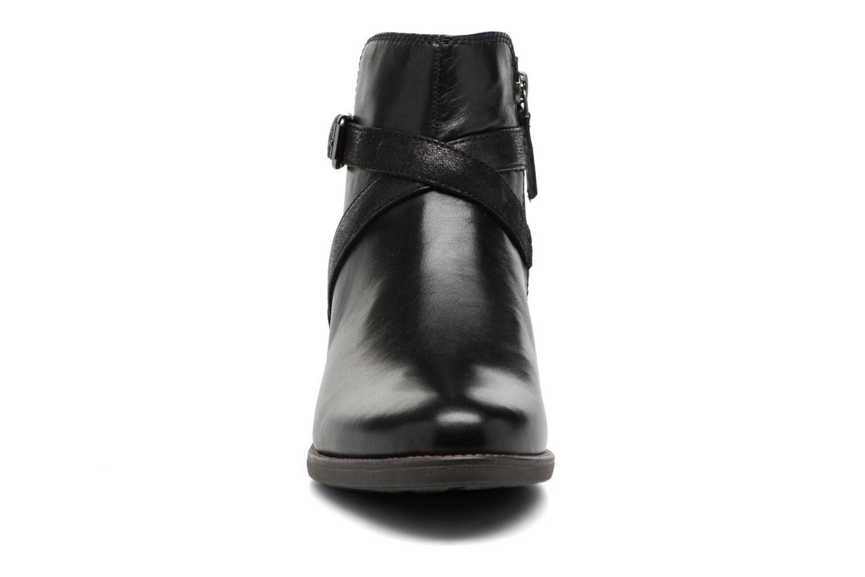 Bottines et boots Tamaris Aldara Noir vue portées chaussures