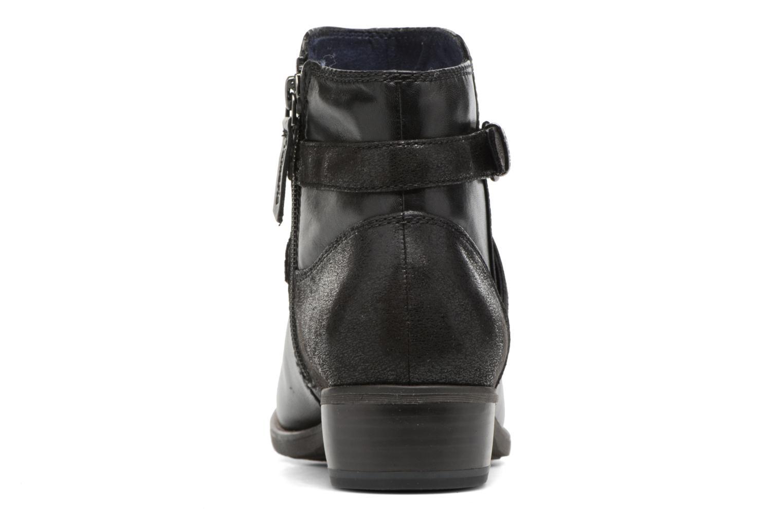 Boots en enkellaarsjes Tamaris Aldara Zwart rechts