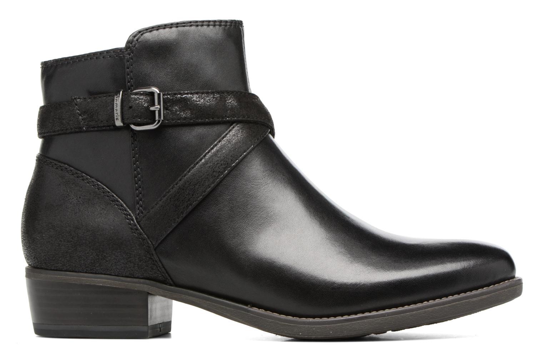 Boots en enkellaarsjes Tamaris Aldara Zwart achterkant
