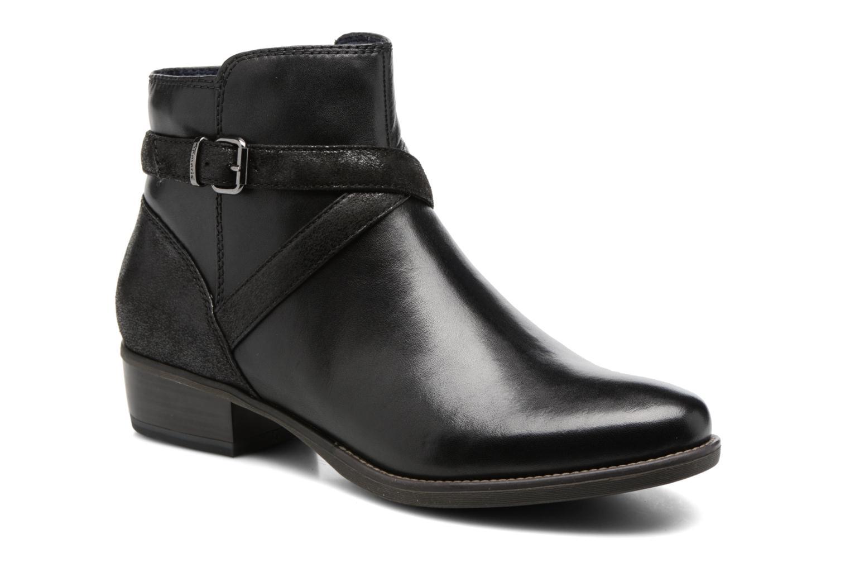 Boots en enkellaarsjes Tamaris Aldara Zwart detail