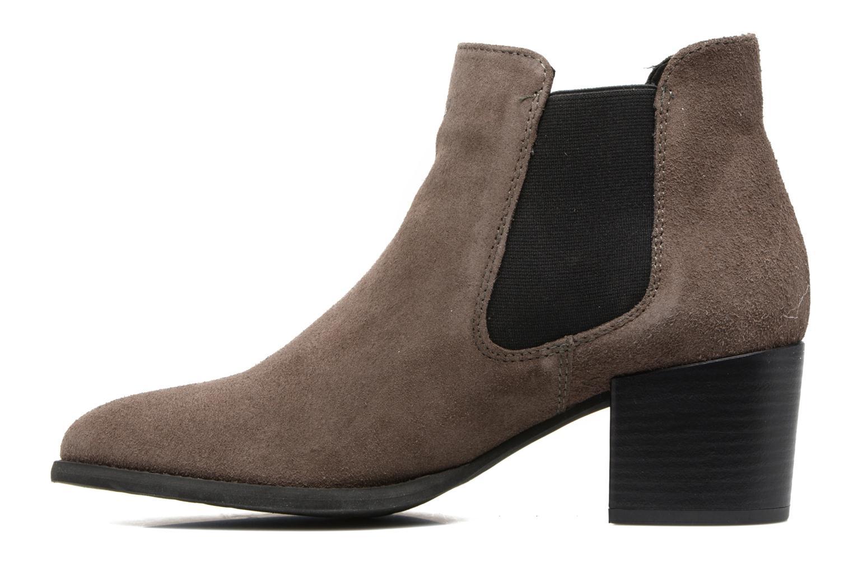 Bottines et boots Tamaris Bronweg Marron vue face