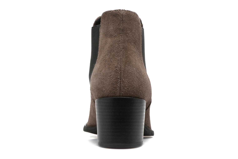 Bottines et boots Tamaris Bronweg Marron vue droite