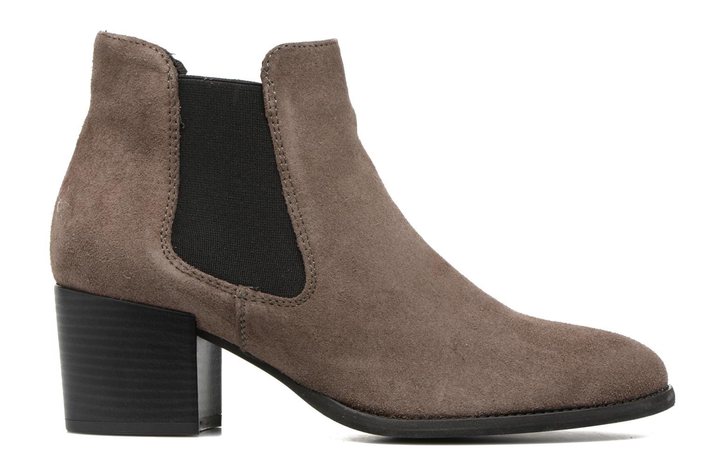 Bottines et boots Tamaris Bronweg Marron vue derrière