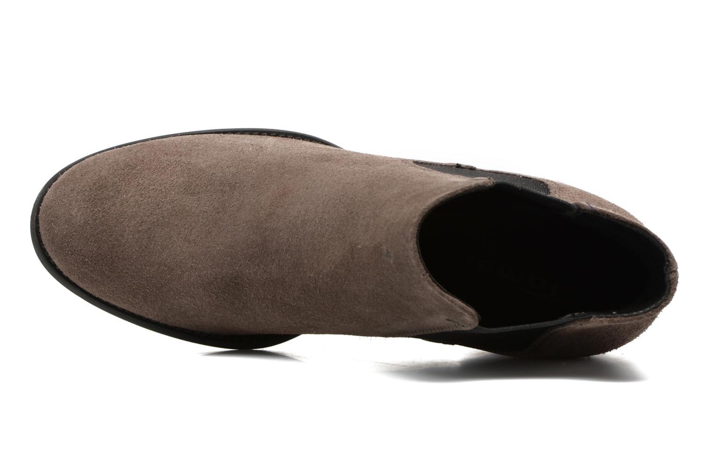 Bottines et boots Tamaris Bronweg Marron vue gauche