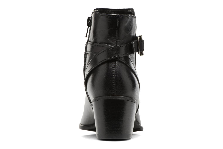 Bottines et boots Tamaris Ciryan Noir vue droite