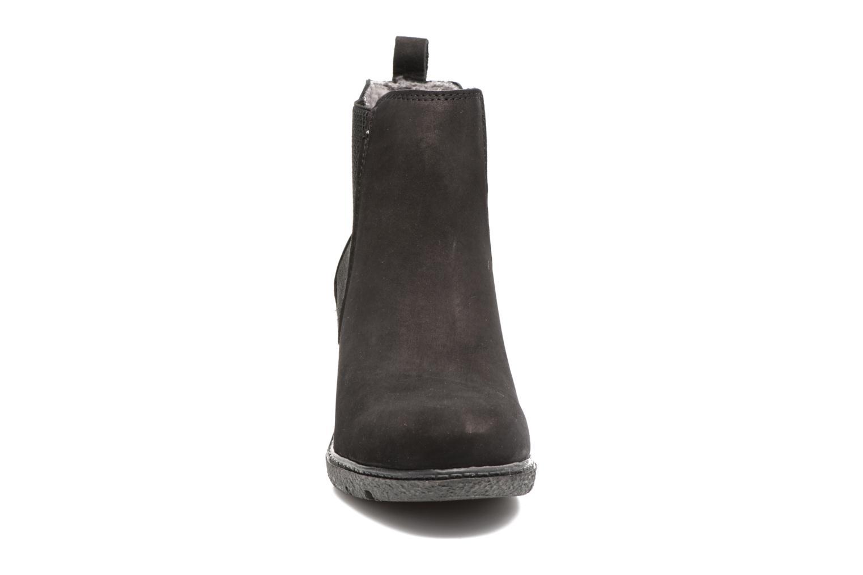 Bottines et boots Tamaris Elras Noir vue portées chaussures