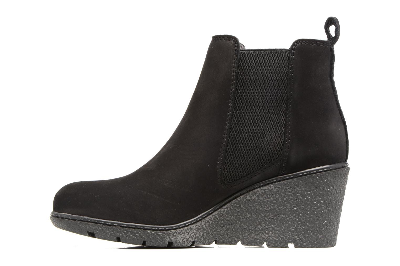Bottines et boots Tamaris Elras Noir vue face