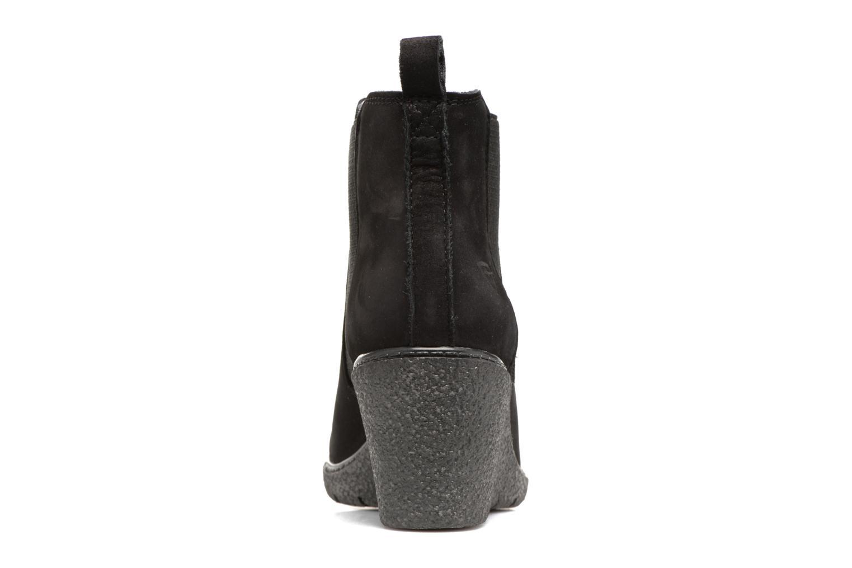 Bottines et boots Tamaris Elras Noir vue droite