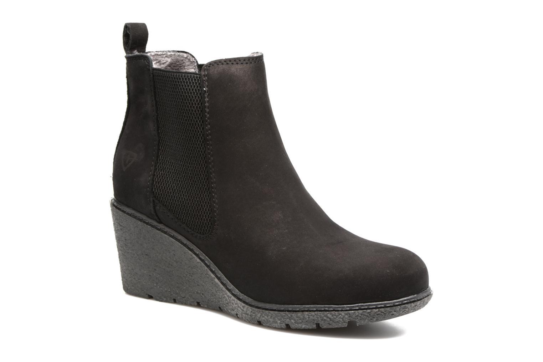 Bottines et boots Tamaris Elras Noir vue détail/paire