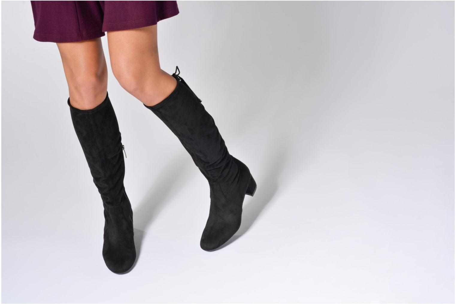 Boots & wellies Tamaris Falasti Black view from underneath / model view