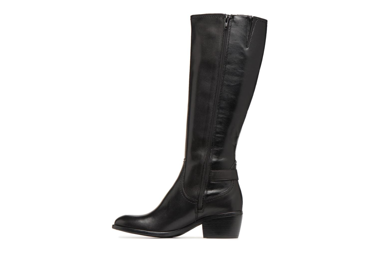 Boots & wellies Tamaris Irmo Black front view