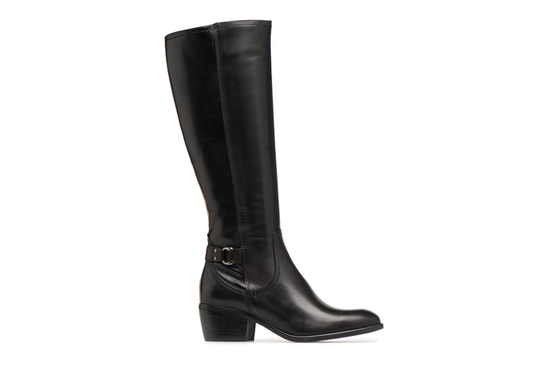 Boots & wellies Tamaris Irmo Black back view