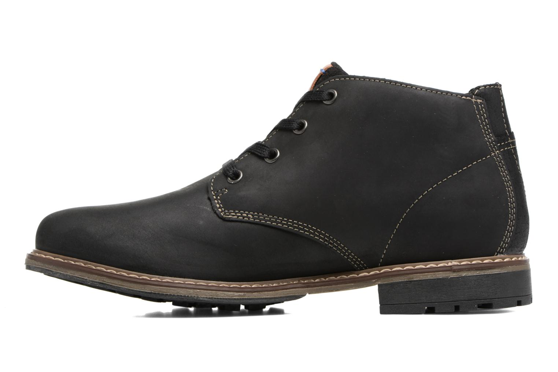 Bottines et boots Dockers Orel Noir vue face