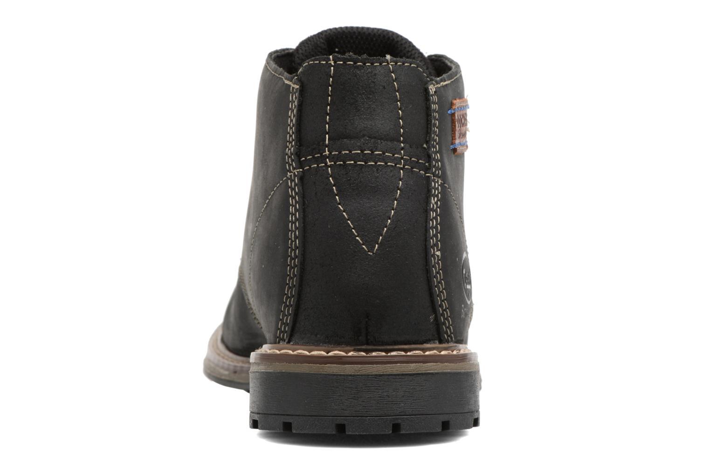 Bottines et boots Dockers Orel Noir vue droite