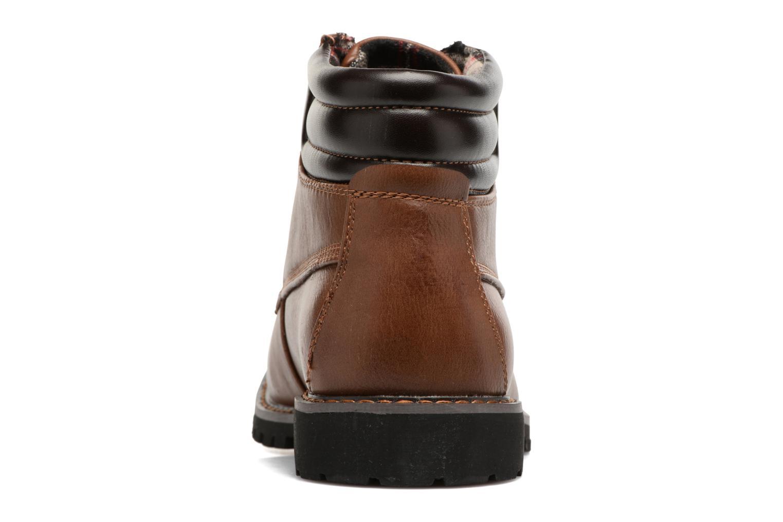 Bottines et boots I Love Shoes BAYARD Marron vue droite