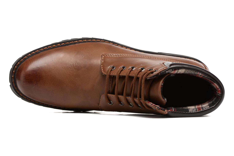 Bottines et boots I Love Shoes BAYARD Marron vue gauche