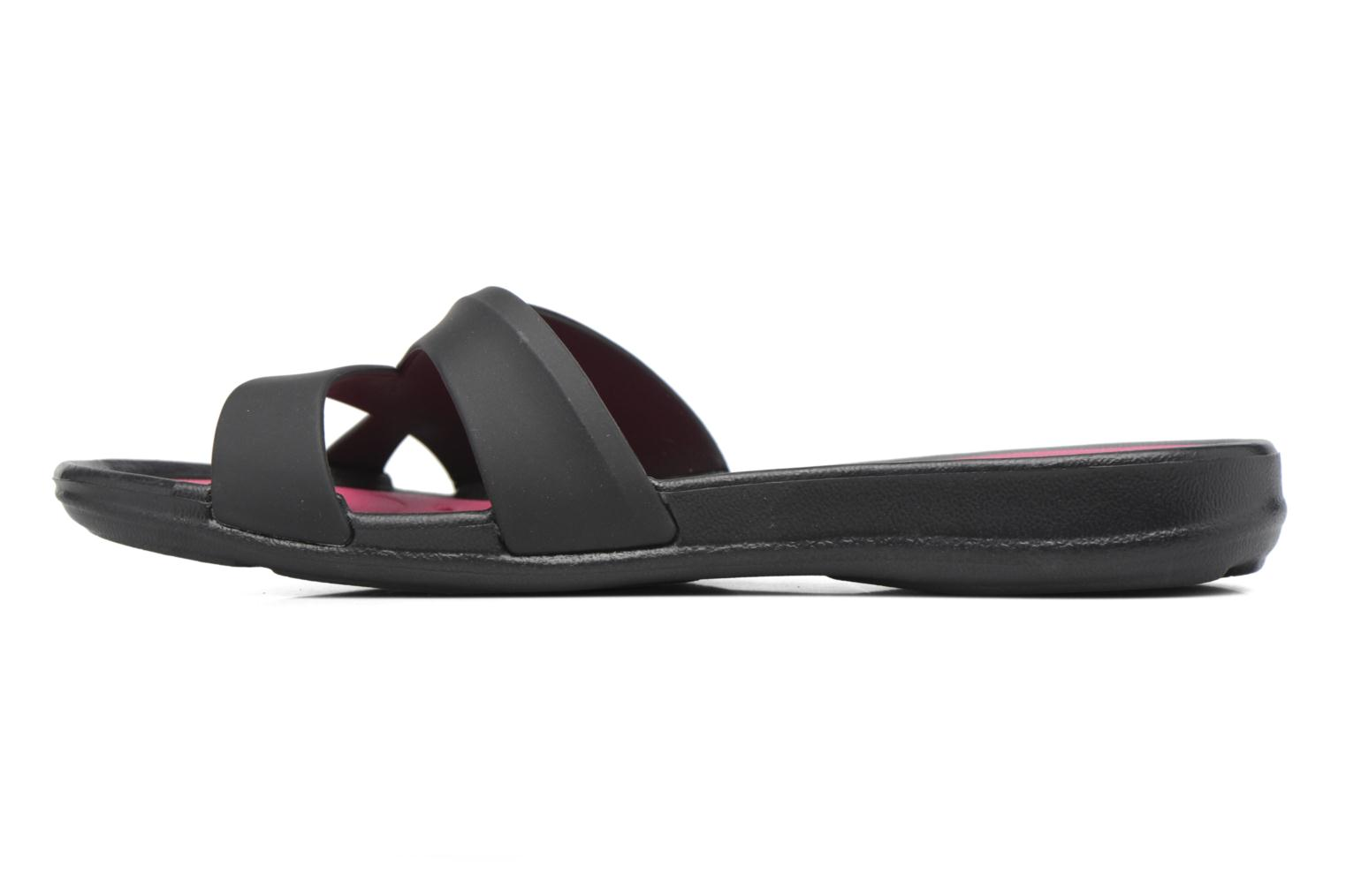 Athena Women Hook Black/fuchsia