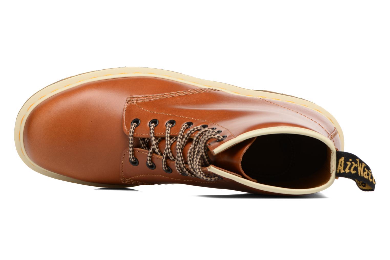 Bottines et boots Dr. Martens 1460 Marron vue derrière