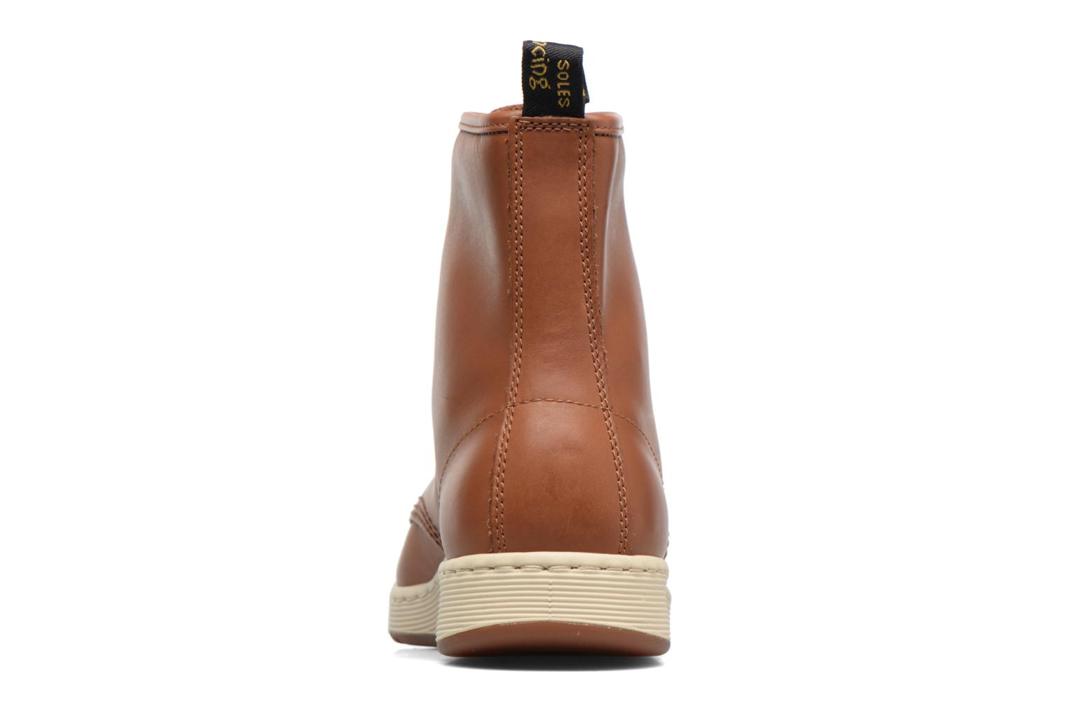 Ankle boots DR. Martens NEWTON Brown view from the right