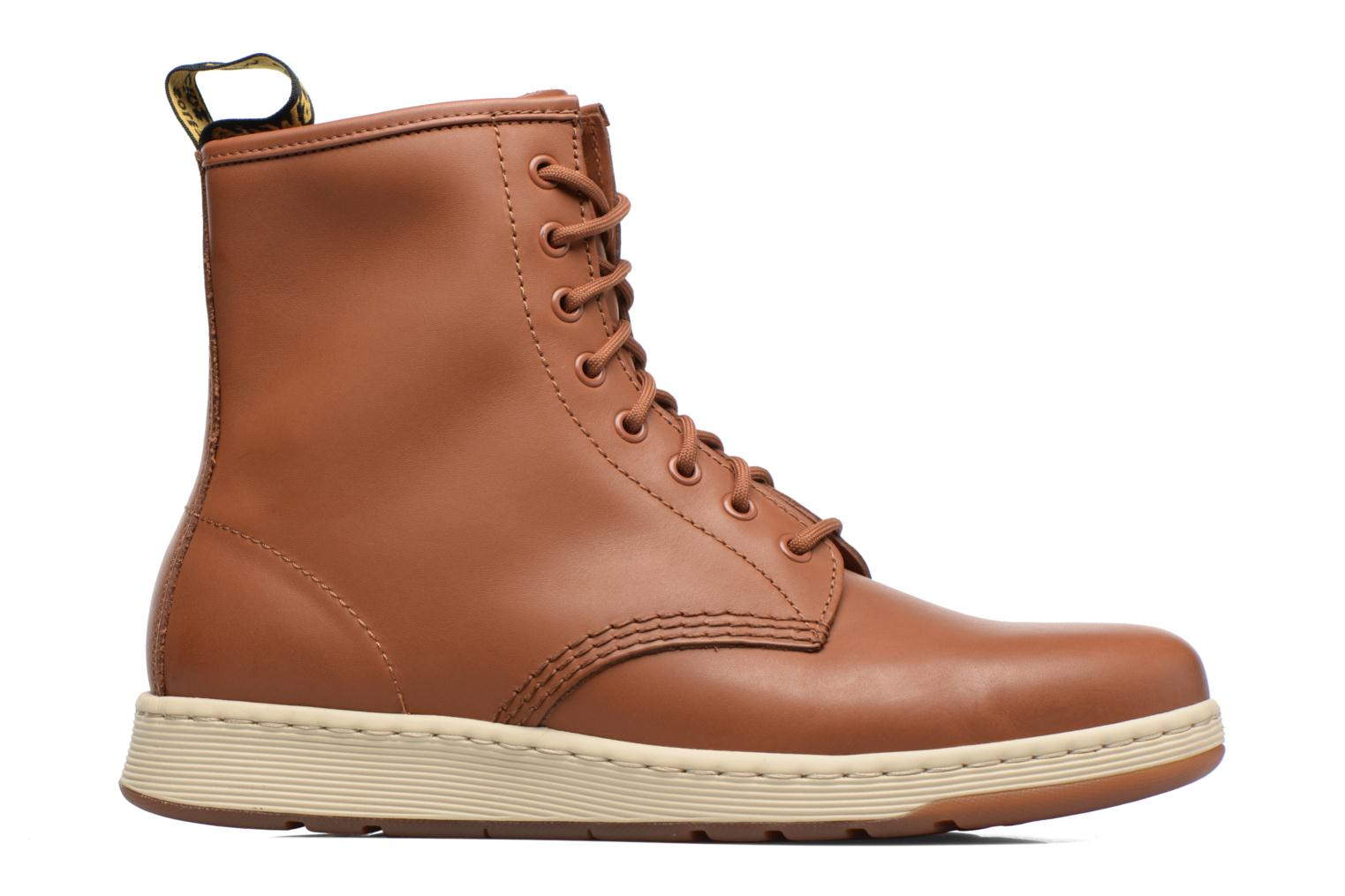 Ankle boots DR. Martens NEWTON Brown back view