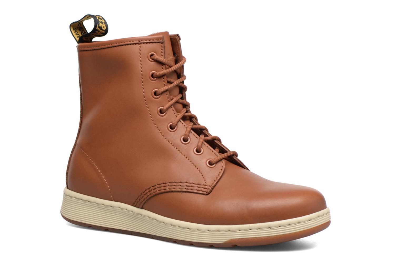 Bottines et boots Dr. Martens NEWTON Marron vue détail/paire
