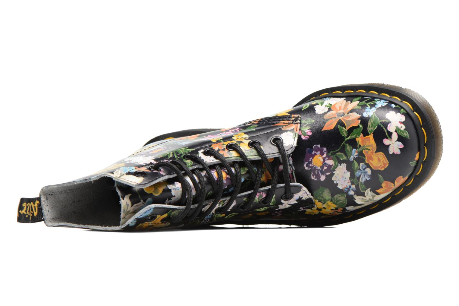 PASCAL DF BLACK DARCY FLORAL BACKHAND