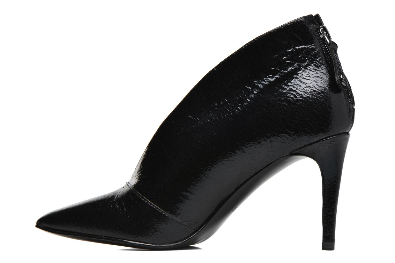 Bottines et boots Guess BOANA Noir vue face