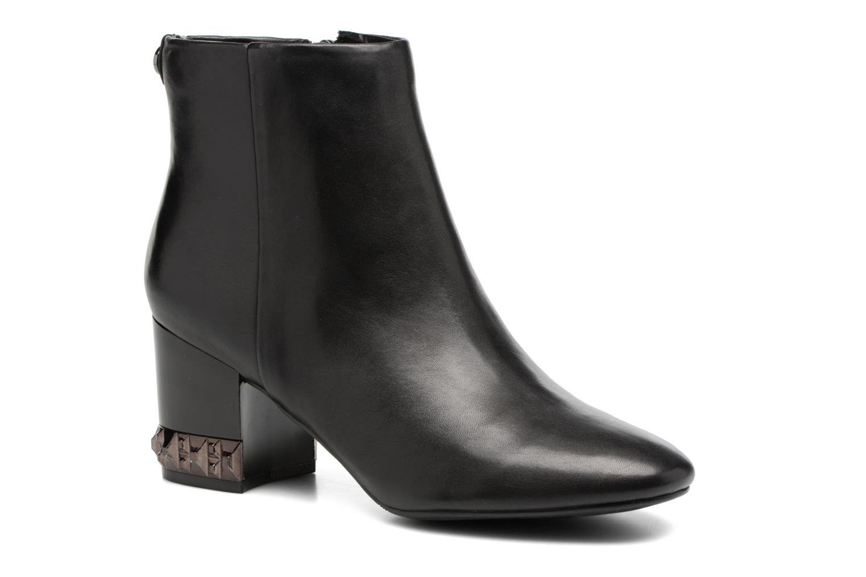Grandes descuentos últimos zapatos Guess BLUESKY (Negro) - Botines  Descuento