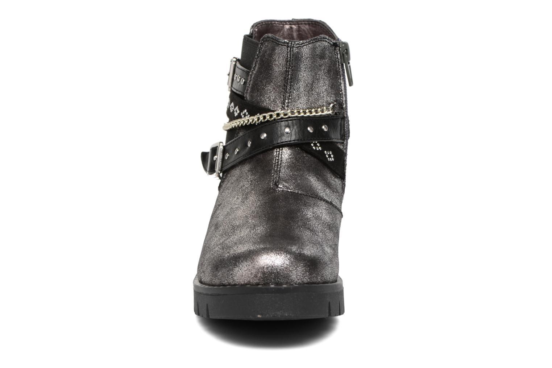 Boots en enkellaarsjes ASSO 60156 Grijs model